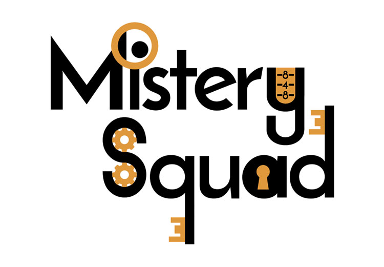Mistery Squad Logotipo Clientes
